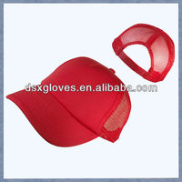 plastic buckle adjustable caps mesh adjustable caps trucker adjustable caps