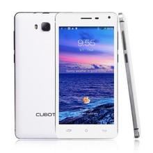 5.0 inch Cubot S200 Unlocked smartphone MTK6582 Quad core 1gb ram 8gb rom dual sim cards phone