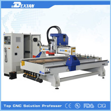 The most economic and advanced ATC cnc woodworking machine