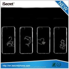2015 new prestigio mobile phone case for iPhone 6 plus