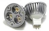 7 Watts - White - Warm White MR16 Spot LEDs