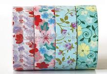 Greenpacking stocklot new pattern decoration glitter high temperature adhesives 3m sticker