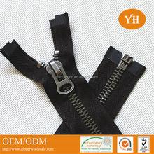 gun metal zipper wholesale gunmetal teeth metal zippers