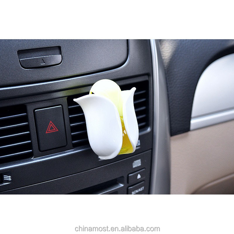CarSetCity Tulip Car Vent Air Freshener Perfume After Tobacco ...