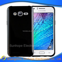 glossy frosted cell phone case for Samsung J7 J700