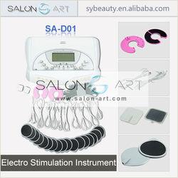 body slimming SA-D01 ems electroporation breast stimulator