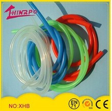 Widely used soft silicone rubber tube