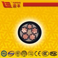 ROHS CE 6/10kv Charging Point Electric Wire Power Cable