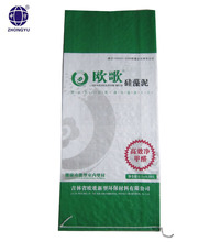 Color printing PP Cement woven bags