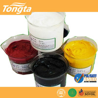 Quick dry offset process printing ink