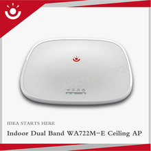Customized Dual Band WA722M-E Ceiling Wireless AP With PoE Adapter