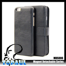 Wallet cell phone cases universal mobile phone case for samsung s6