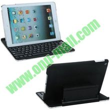 New Arrival Bluetooth Keyboard Leather Case for iPad Air