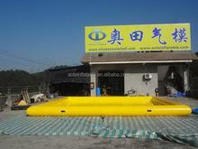 High quality branded inflatable pool basketball game set