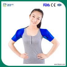 AFT-H002 high elastic magnetic double shoulder back support brace belt