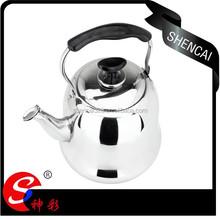 4L Stainless Steel Whistling Tea Kettle / Boiling Kettle