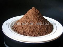 Changsha GMP factory supply free sample for test food grade Loss weight 100% natural best cocoa powder