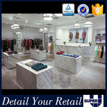 commercial checkout counters decor clothing