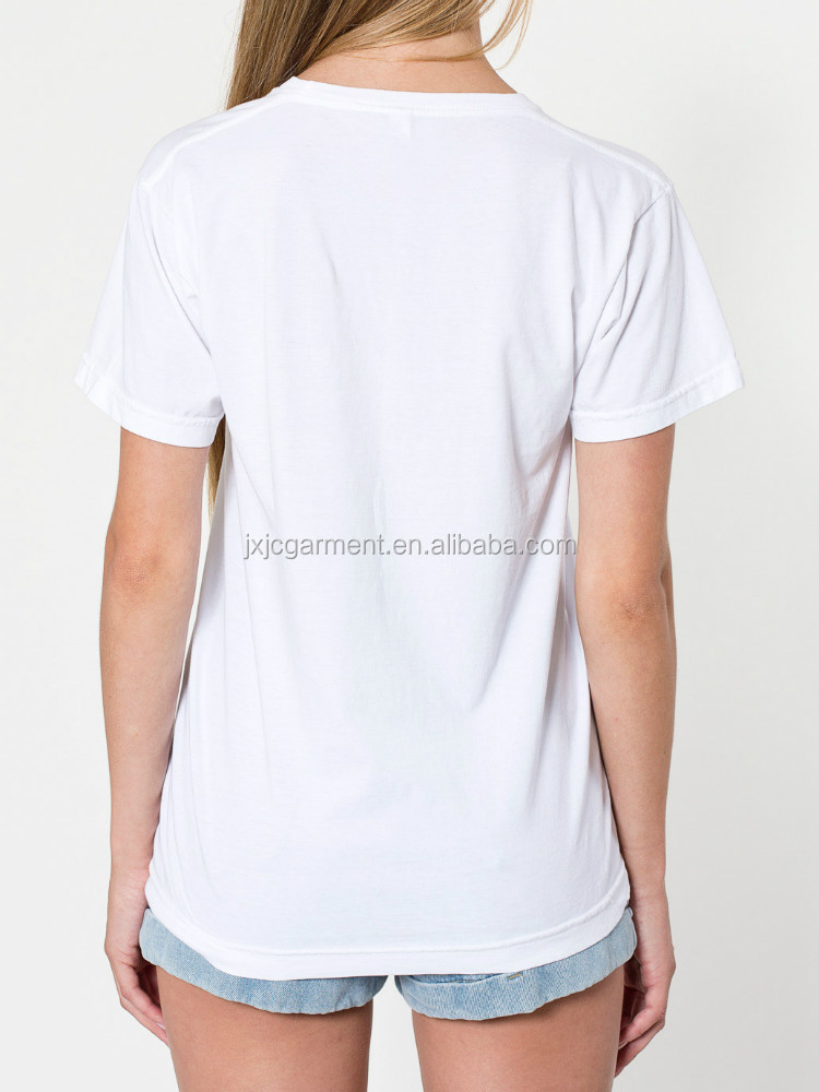 2015 New Fashion Women Clothing 100 Cotton T Shirts
