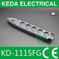 Electrical outlet / Power socket / French socket