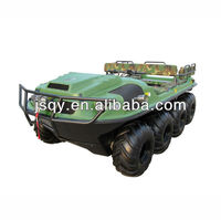 XBH 8X8-2 Amphibious vehicle 8x8 atv off road vehicle
