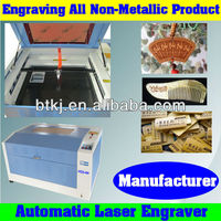 Small Size Desktop Business Card Laser Engraving Machine Manufacturer