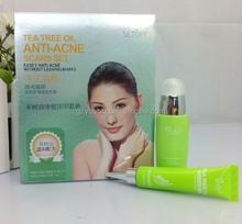 Tea Tree Oil Best acne treatment cream Set & Pimple removal cream