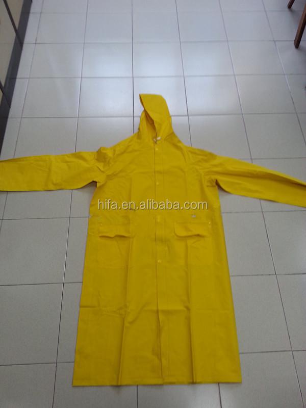 pvc polyester raincoat,pvc raincoat,long rain coat  (2).jpg