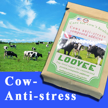 Calves anti - stress compound additive For cows younger than 6 month