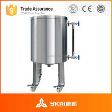 stainless steel olive oil container, hot water storage tank, liquid heating mixer