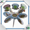 new educational puzzles for kids/3d puzzle diy toy/3d puzzle card