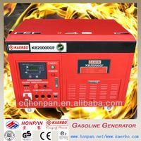 High Quality Silent 2013 Top Land Gasoline Generator