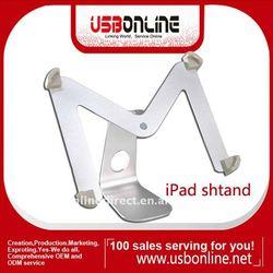 aluminium rotating tablet stand for ipad