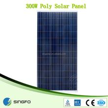 260w 270w 280w 300w high efficiency good quality cheap price hot sale solar panel in america market