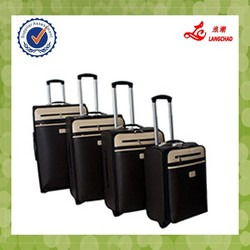 Personalized Luggage Bags Suitcase Trolley Luggage Bag with Wheel Travel Bag Baigou Factory Carry-On Type Luggage Bag