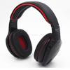 Free sample 2015 cheap microphone memory card wireless headphone
