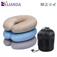 Direct from the manufacturer travel children neck pillows,easy comfort snap personalized travel neck pillow,memory foam pillow