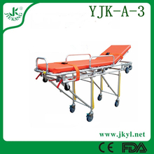 YJK-A-3 low position ambulance stretcher sizes for rescue