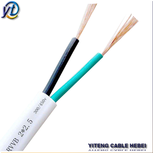 2 core cable 1 5mm 0 75mm 1mm rvvb flexi flat 2 5mm electrical cable rh alibaba com
