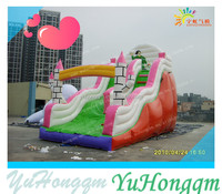 Outdoor Jumping Inflatable Slide Game for Sale