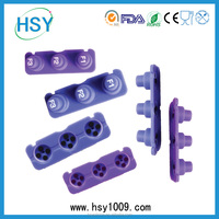 China supplier silicone rubber key/button/keypad/keyboard