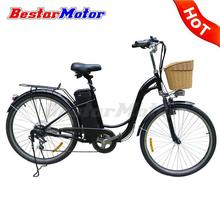 SGS Approved High Standard green power electric bike classic 5