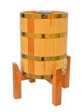 2015 year factory sale FSC&SA8000 customized pine 5L,15L,30L,50L,100L,150L,225L wood wine barrels&wooden wine bucket