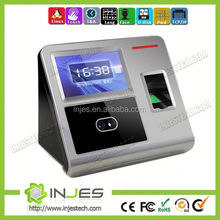 Hot Free software TCP/IP/USB Touch Srcreen Face Recognition Time and Attendance System Device (MYFACE7)