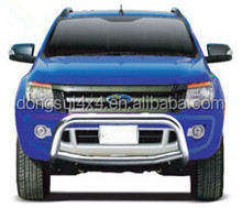 4x4 steel bumper, A-bar nudge bar bull bar push bar for Ranger 2014+
