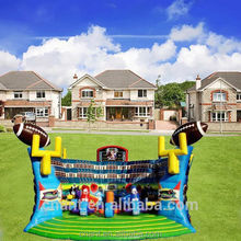 factory outlet inflatable sports game soccer set