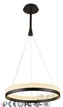 modern pendant lamp chinese chandelier led ring light