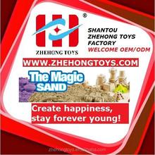 Shantou Zhehong Toys Factory Kid Toy Magic Sand Toy