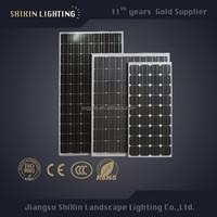 best price 12v power 100w solar panel