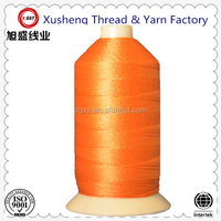 high quality best bonded nylon 6.6 shoes sewing thread